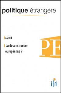 Politique étrangère, 2011