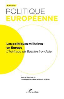 Politique européenne, 48, 2015
