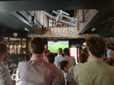 Belgium-England (2018 World Cup)