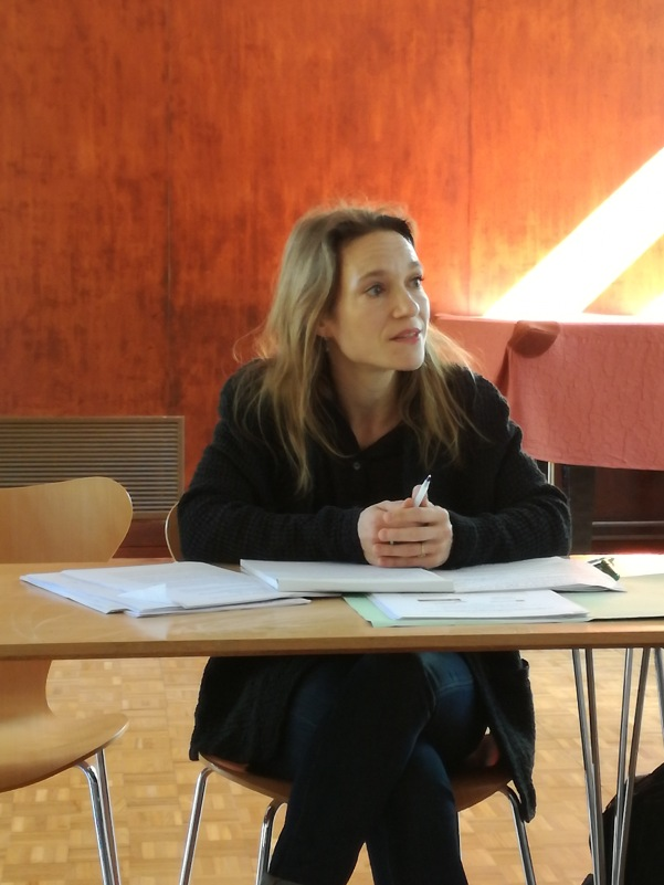 Prof. Florence DELMOTTE, University of Saint-Louis, Brussels