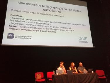 Yohann, Lola et Vincent LEBROU, docteur, Université de Strasbourg